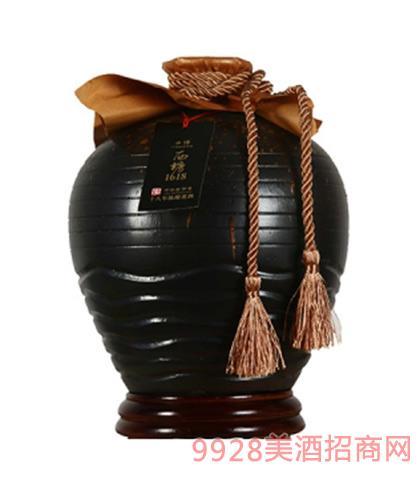 西塘1618黄酒十八年陈酿12度2.5Lx2