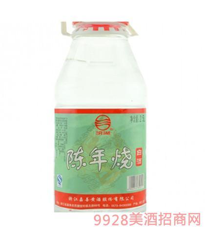 38度汾湖陈年烧白酒38度2.5Lx6