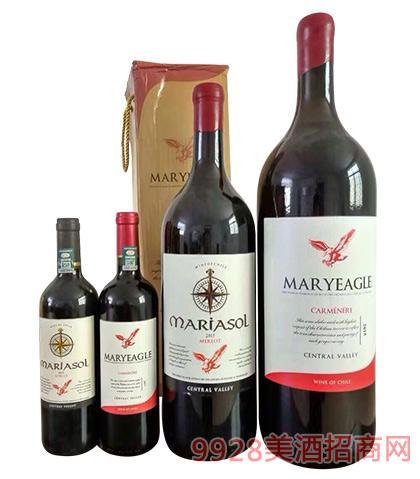 玛利鹰干红葡萄酒