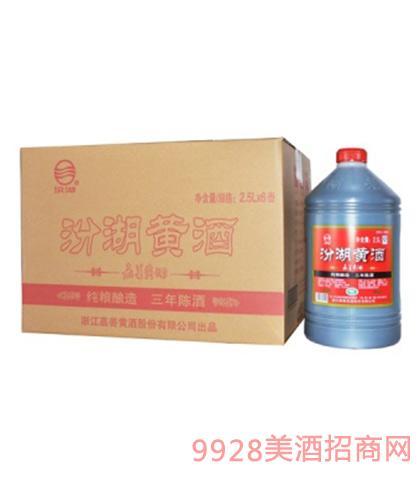 汾湖黄酒12度2.5Lx6