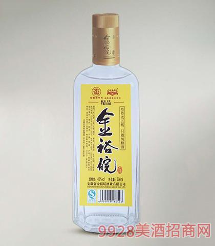 金裕皖酒方精品42度500ml浓香型白酒