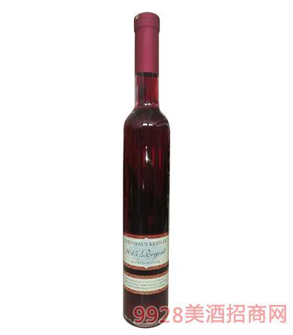 凯斯勒晚收甜红葡萄酒12度375ml