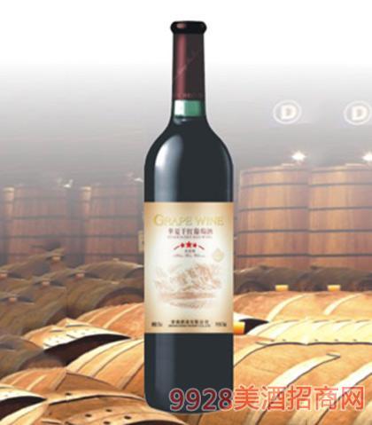 帝森999赤霞珠干红葡萄酒750ml_河南帝森酒业有限公司