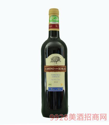 卡米诺洛斯有机干红葡萄酒750ml