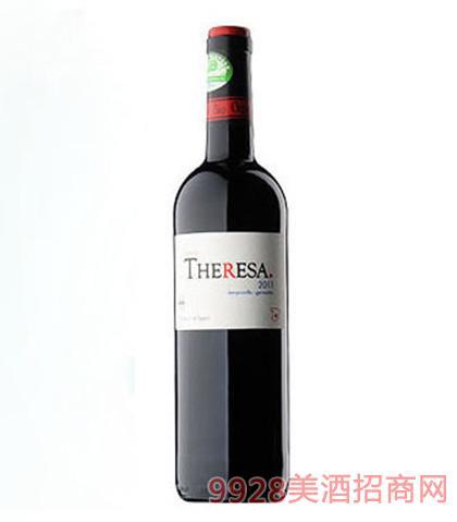特瑞沙有机干红葡萄酒750ml