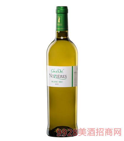 法國馬爾貝克干白葡萄酒13%vol750ml