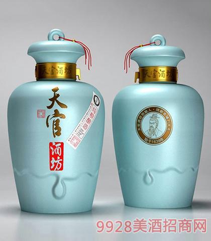 天官酒坊酒38度45度52度2.5L浓香型白酒