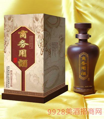 商务用酒酒45度52度500ml浓香型白酒