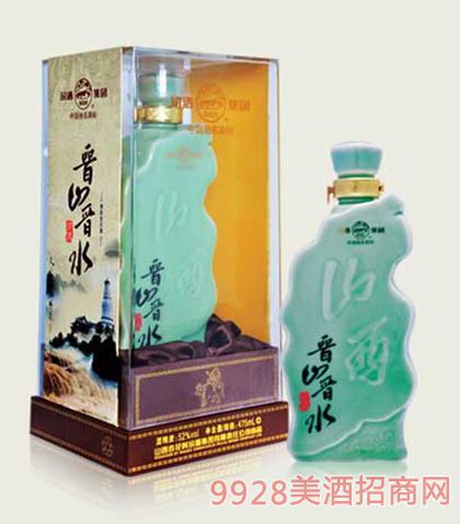 汾酒集团晋山晋水原酒52度475ml清香型白酒
