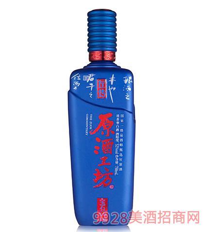 左传原酒工坊酒宝石52度750ml浓香型