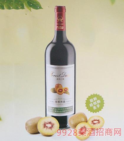 森林之舞猕猴桃果酒16度750ml