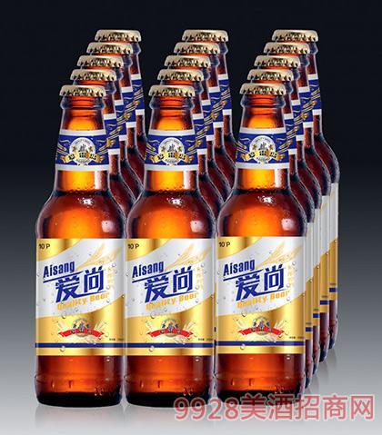 爱尚精酿啤酒瓶装啤酒_青岛尚谷世纪酒业有限公司_美.