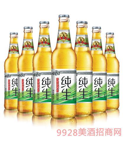 爱雷岛皇 家纯生风味啤酒330ml