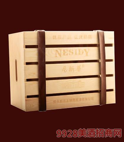 葡萄酒6支装木箱