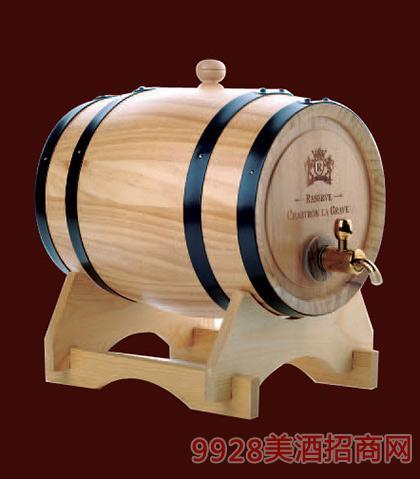 5L橡木桶葡萄酒