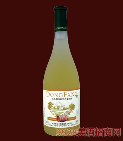 东方25年树龄优选霞多丽干白葡萄酒750ml