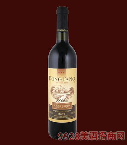 东方10年陈酿蛇龙珠干红葡萄酒750ml