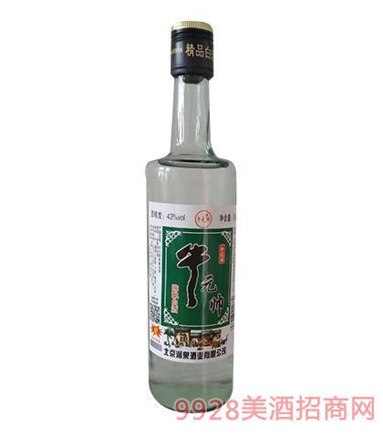 牛陈酿白酒43度500ml