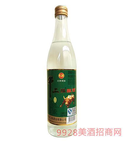 牛二陈酿酒42度500ml浓香型