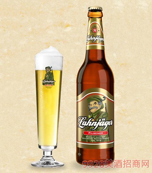 莱恩猎人皮尔森啤酒11°p500ml