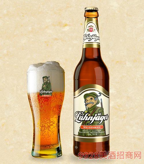 莱恩猎人小麦白啤酒12°P500ml