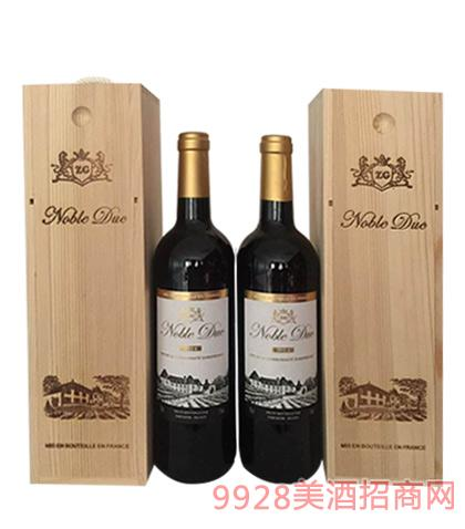 尊贵公爵干红葡萄酒750ml