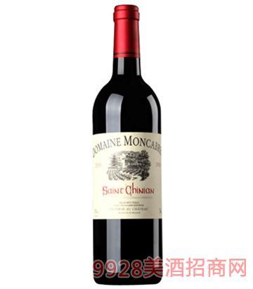 法国卡纳梅洛干红葡萄酒750ml