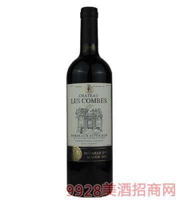 法国库姆斯城堡干红葡萄酒750ml
