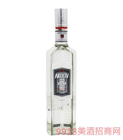 俄罗斯AKDOV伏特加40度500ml