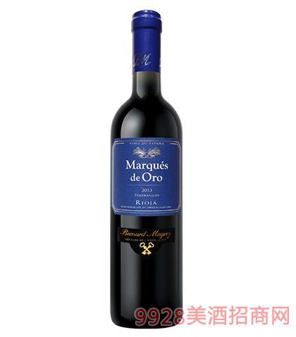 西班牙玛昆仕红葡萄酒712.5度50ml