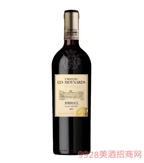 法��莫娜干�t葡萄酒13度750ml