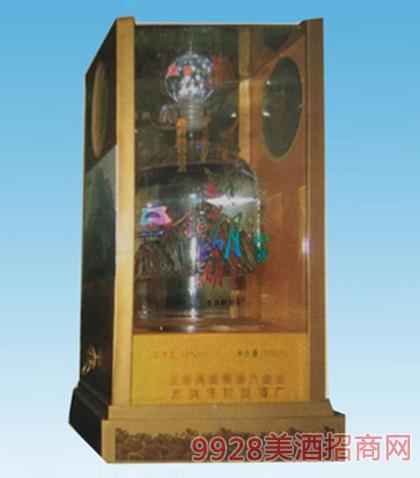 洪泽湖老子山酒42度500ml浓香型