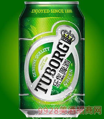 乐堡啤酒易拉罐啤酒330ml