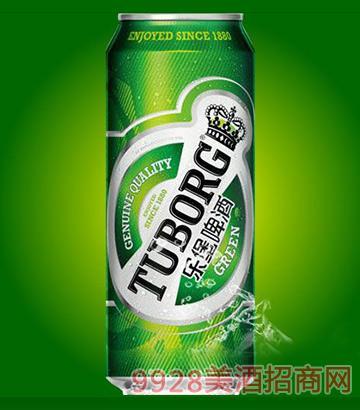 乐堡啤酒550ml易拉罐啤酒