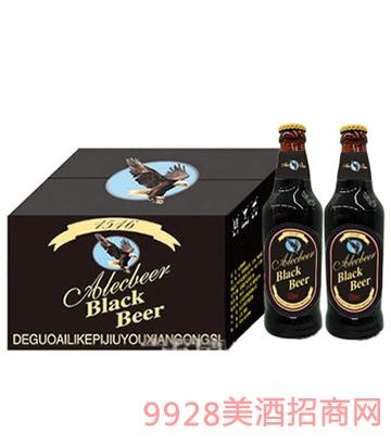 500ml艾利客啤酒黑啤