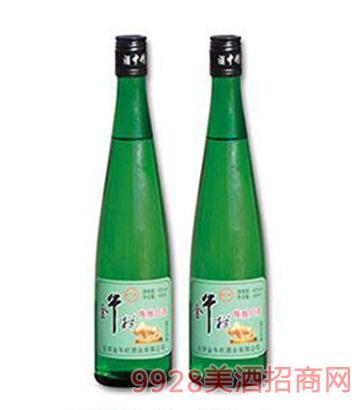 金牛拦陈酿白酒42度480mlx12瓶