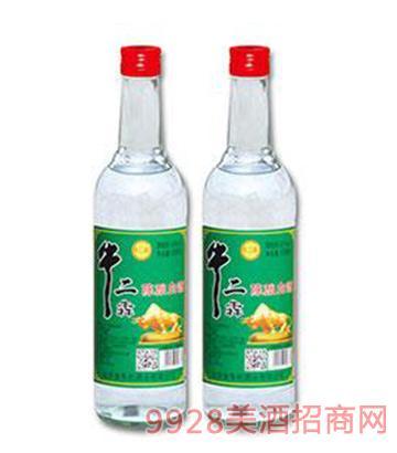 牛二犇陈酿白酒42度500mlX12瓶