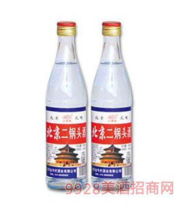 金牛拦北京二锅头酒56度500mlx12瓶