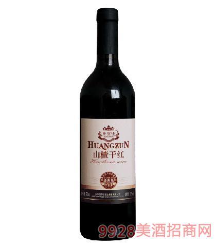 圣登堡山楂半干红葡萄酒(经典)12度750ml