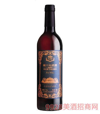 圣登堡山楂干红葡萄酒(传世)12度750ml