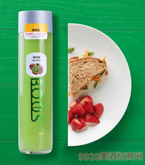 澳利缘果汁-猕猴桃味388ml