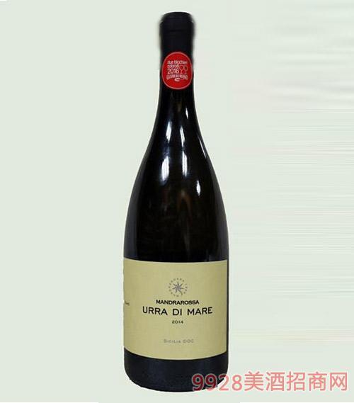 意大利乌拉迪玛丽干红白葡萄酒12.5度750ml