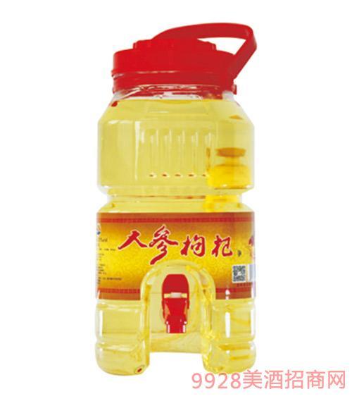 人参养生酒系列人参枸杞Z02 42度4L