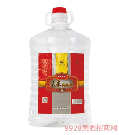 大米纯纯粮C12 42度5L