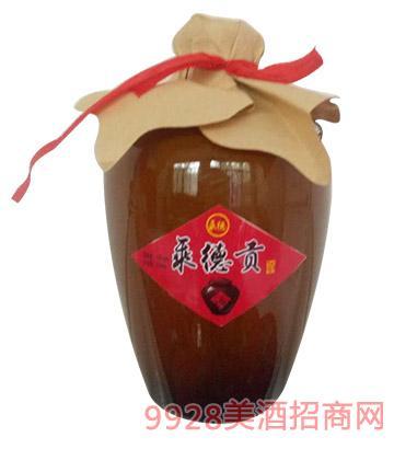 牛栏贡-乘德贡酒(坛装)