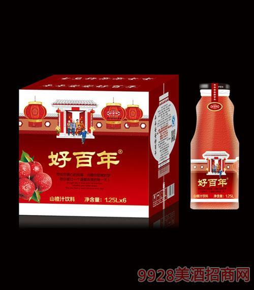 山楂汁汁饮料1.5Lx6瓶
