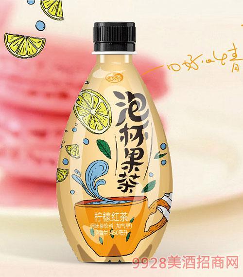 柠檬红茶450ml