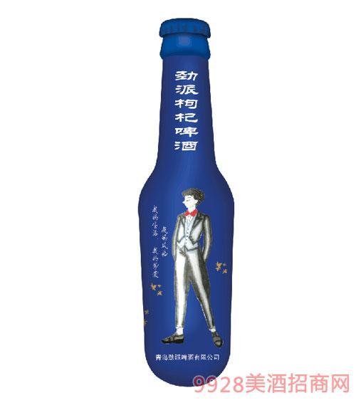 劲派枸杞啤酒