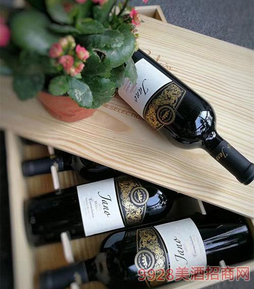 雅诺陈酿卡蒙干红葡萄酒