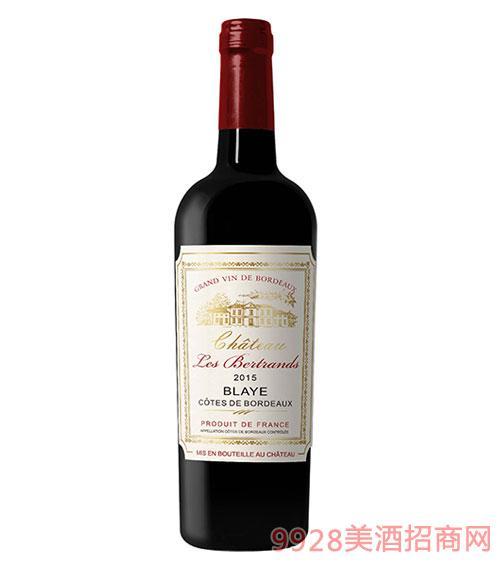 法国波尔多贝和堂小村庄级酒